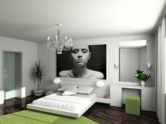 Luxury Modern Bedroom Ideas: minimalist #home