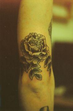 #rose #flower #tattoo