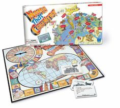 Amazon.com: Educational Insights Name That Country Game: Toys & Games