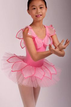 Lotus Flower | Dancewear by Patricia