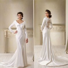 6 Bridal Gowns Similar to the Bella Swan Wedding Dress Bella Swan Wedding Dress, Twilight Wedding Dresses, Backless Mermaid Wedding Dresses, Bella Bridal, Lace Wedding Dress, 2015 Wedding Dresses, Long Sleeve Wedding, Gorgeous Wedding Dress, Wedding Dress Styles