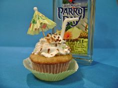 Pina Colada...it is my mission to find a good Pina Colada cupcake recipe this summer!