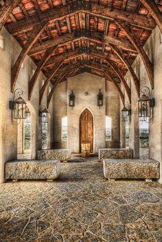 Jenn and Adam had their wedding here  Chapel Dulcinea, Texas | Incredible Pictures