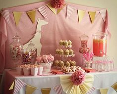 pink-giraffe-birthday-party-girl-cake-ideas-decorations