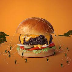 Ces burgers complètement fous vont vous donner l'eau à la bouche ! | Daily Geek Show