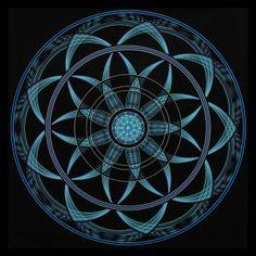 Sacred Geometry Mandala - Bliss