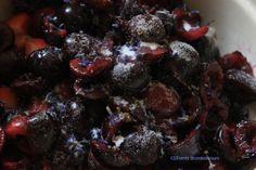 Macerated Cherries