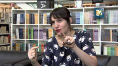 Entrevista con Laia Jufresa (1983), sobre su primera novela, Umami (RandomHouse, 2015Entrevista).