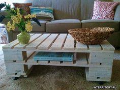 Мебель из поддонов и ящиков - Дизайн интерьера дизайн интерьера