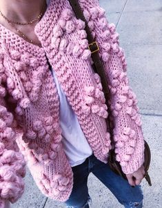 What to Wear for Valentine's Day - The Closet Crush Knit Wrap, Pink Cardigan, Yarn Shop, Pullover, Sweater Weather, Knit Patterns, Pulls, Unique Fashion, Latest Fashion Trends