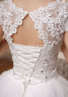 YAYIKU Сексуальных Backless V-образным Вырезом Декольте Рукавов Backless… Custom Wedding Dress, White Wedding Dresses, Bridal Dresses, Girls Dresses, Prom Dresses, Wedding Wows, Fancy Gowns, Mermaid Dresses, Mode Style