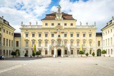 The amazing Ludwigsburg Palace. Don't miss!
