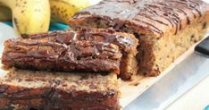 Here is the recipe for Mary Berry's banana and chocolate loaf cake Banana And Chocolate Loaf, Chocolate Mousse Cake Filling, Chocolate Cake, Banana Bread, Birthday Chocolates, Mary Berry, Cake Videos, Cake Recipes, Cake Decorating