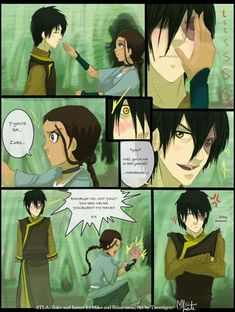 by ~Tametigrrr on deviantART Katara Y Zuko, Korra Avatar, Team Avatar, Cartoon Tv, Cartoon Shows, Atla Memes, Avatar Funny, Avatar The Last Airbender Art, Miraculous Ladybug Funny