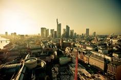 Frankfurt, Germany...
