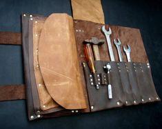 Herramienta rodillo de cuero hechos a mano por DukeAndSonsLeather