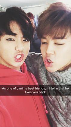 BTS || JUNGKOOK & JIMIN - Yass!!!