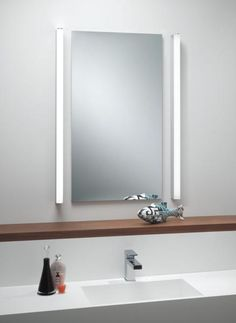 Find This Pin And More On Lamp By Taowaydesig1052 The Artemis 900 Led Bathroom Mirror