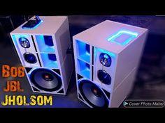 Subwoofer Diy, Subwoofer Box Design, Speaker Box Design, Radios, Cover Photo Maker, Car Audio Systems, Audio Design, Audio Room, Diy House Projects