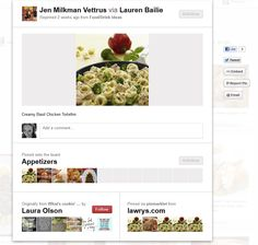 The Unofficial Pinterest Guide   image Chicken Tortellini, Portland Cement, Outlines, Image