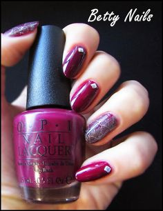 http://betty-nails.blogspot.pt/2013/11/opi-in-cable-car-pool-lane.html