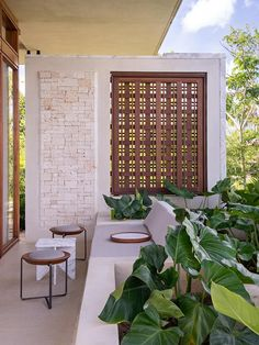 Casita Outdoor Lounge