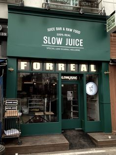 "juicebar design korea juicebar design ""slow juice"" 2015 mercim design works"