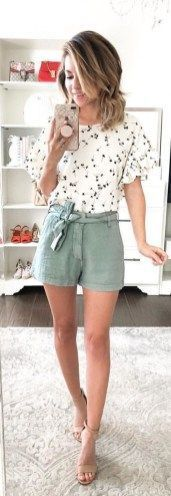 Best Colorful Outfit Ideas To Try This Summer 22