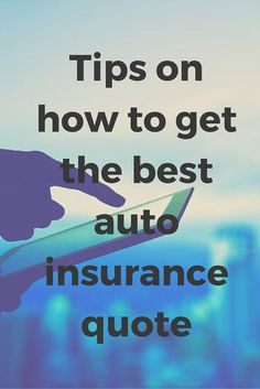 Insurance Quotes For Car Pleasing The Best Car Insurance Quotes And The Secrets Of Getting Them  Car .