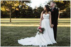 Haseltine Estate | Springfield, MO Wedding | Lydiah Christine Photo