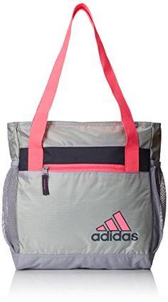 adidas Women's Squad II Club Bag, 14 1/2 x 13 x 5-Inch, Mid Grey/Solar Pink/Mercury Grey adidas Performance http://www.amazon.com/dp/B00GOO8OFE/ref=cm_sw_r_pi_dp_w1kOub0HWQRPX
