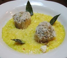 Risotto Milanese Risotto Milanese, Jamie's Italian