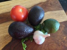The Best Chunky Guacamole - Blogging with chefernie