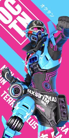 Cyberpunk Character, Cyberpunk Art, Crypto Apex Legends, Character Art, Character Design, Legend Images, Sci Fi Armor, The Revenant, Bloodhound