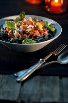 Frutti di mare pasta | K-Ruoka #italia