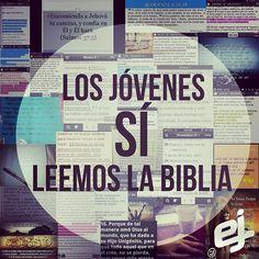 Los jóvenes sí leemos la biblia