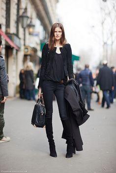 Kasia Struss, Stockholm Street Style | Flickr: Intercambio de fotos