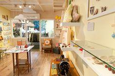 A new (physical) Craft Shop featured on #IB: The Maisonette (UK)  www.imaginativebloom.com