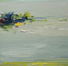 "Saatchi Online Artist Yangyang pan; Painting, ""Beach Landscape"" #art"