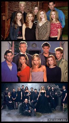 Kristy Swanson, Angel Cast, Fangirl, Real Vampires, Supportive Friends, Buffy Summers, David Boreanaz, Sarah Michelle Gellar, Joss Whedon