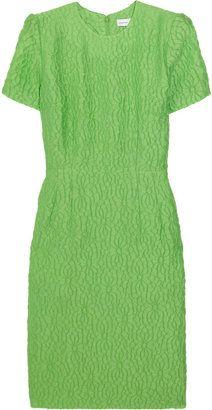Jonathan Saunders Helen textured-crepe dress