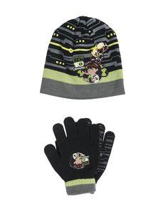 Ben 10 Beanie & Gloves Set