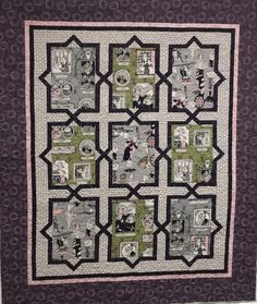 Hey, I found this really awesome Etsy listing at https://www.etsy.com/listing/202969311/handcrafted-quilt-welcome-ghastlies-this