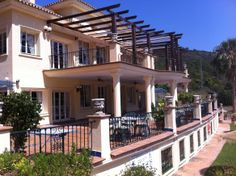 Banquet suite at Gran Hotel Benahavis