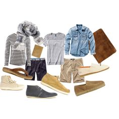 casual looks for men