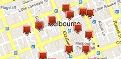 Find hotels on map