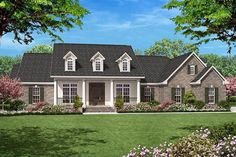 1000 Ideas About Single Story Homes On Pinterest Real