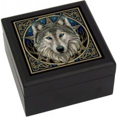 Great prices on your favourite Home brands, and free delivery on eligible orders. Lisa Parker, Sculptures, Lion Sculpture, Anne Stokes, Small Tiles, Jewellery Boxes, Wild Ones, Gothic, Wolf