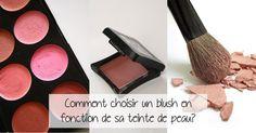 Comment choisir son #blush en fonction de sa #peau. #makeup #makeuptips #maquillage