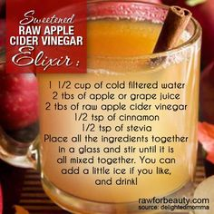 APPLE CIDER VINEGAR BENEFITS on Pinterest | Apple Cider Vinegar, Apple ...